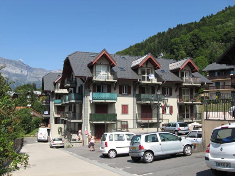Rental apartment Saint gervais les bains 570€ CC - Picture 10
