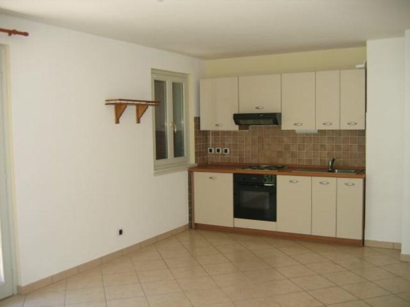 Rental apartment Saint gervais les bains 570€ CC - Picture 2