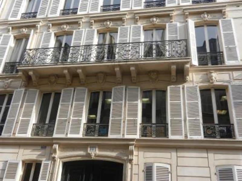 Location parking Paris 9ème 250€ CC - Photo 1