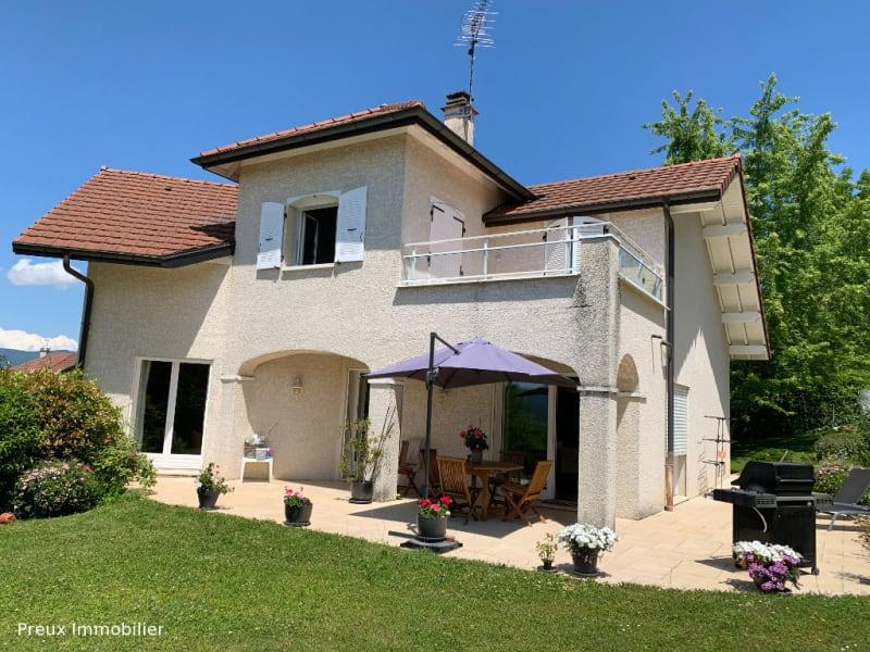 Sale house / villa Saint martin bellevue 995000€ - Picture 1