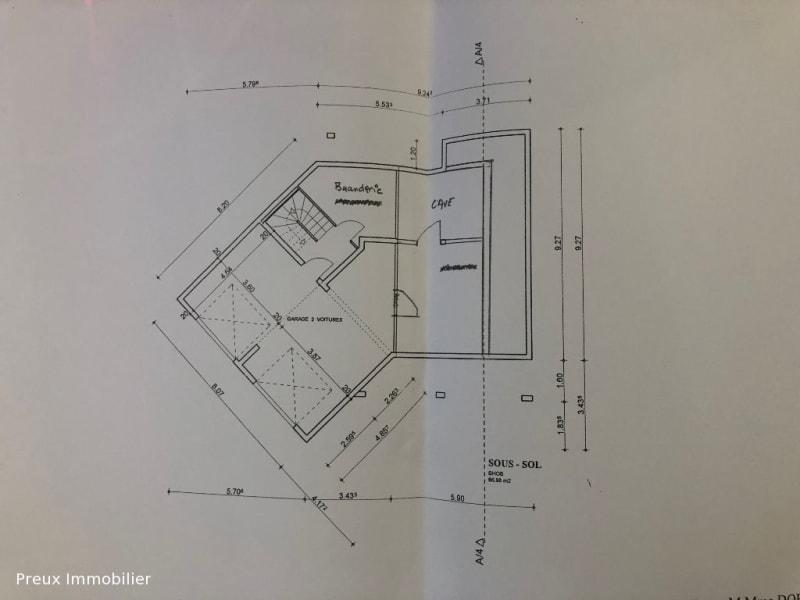 Sale house / villa Saint martin bellevue 995000€ - Picture 12