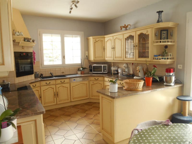 Sale house / villa Morcourt 264 000€ - Picture 1