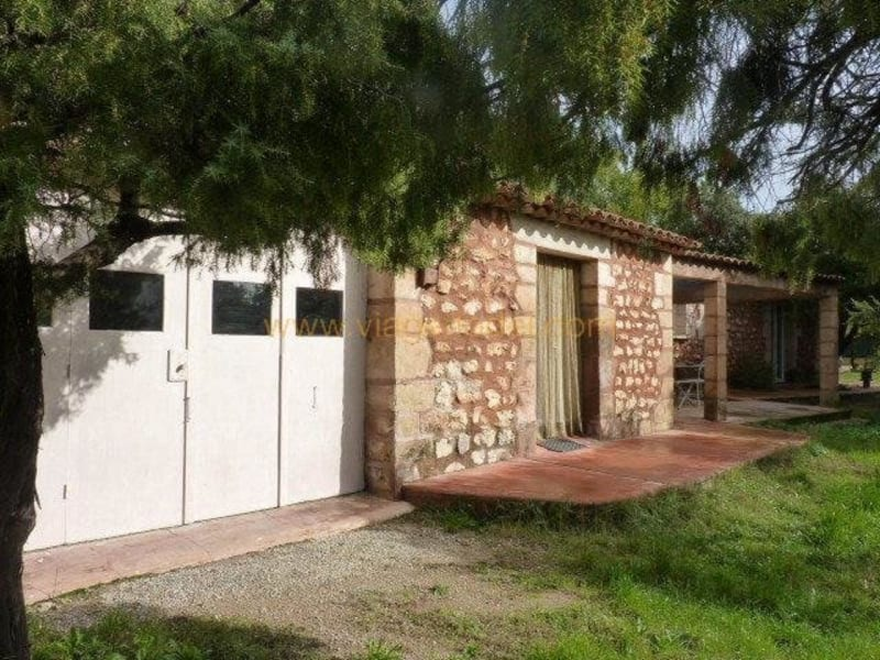 Life annuity house / villa Régusse 53000€ - Picture 11