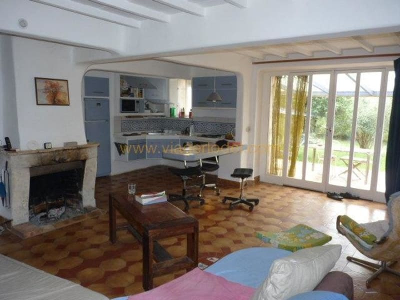 Life annuity house / villa Régusse 53000€ - Picture 2