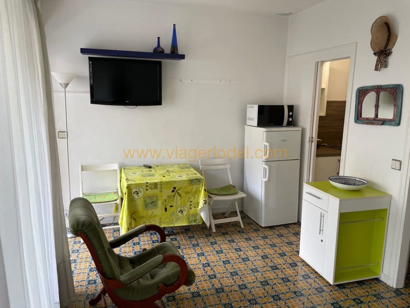 Life annuity apartment Nice 85 000€ - Picture 2