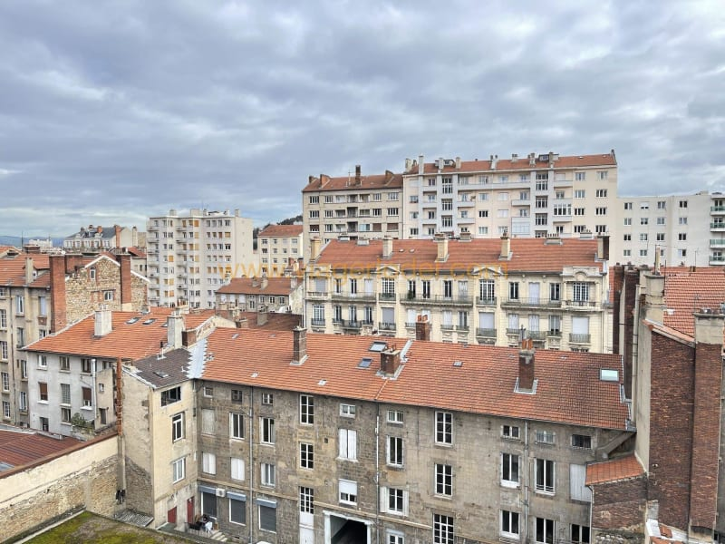 Vitalicio  apartamento Saint-étienne 106500€ - Fotografía 8