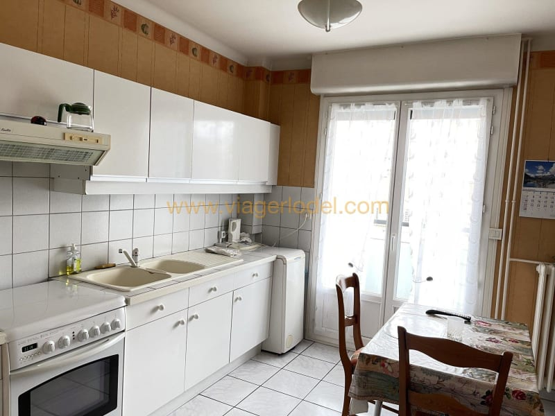 Life annuity apartment Saint-étienne 106 500€ - Picture 4