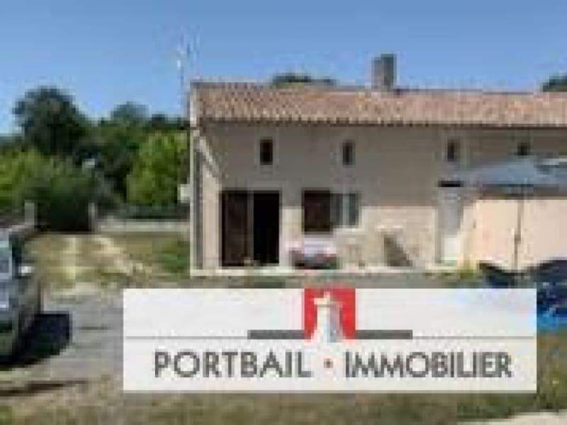 Sale house / villa St andre de cubzac 172500€ - Picture 1