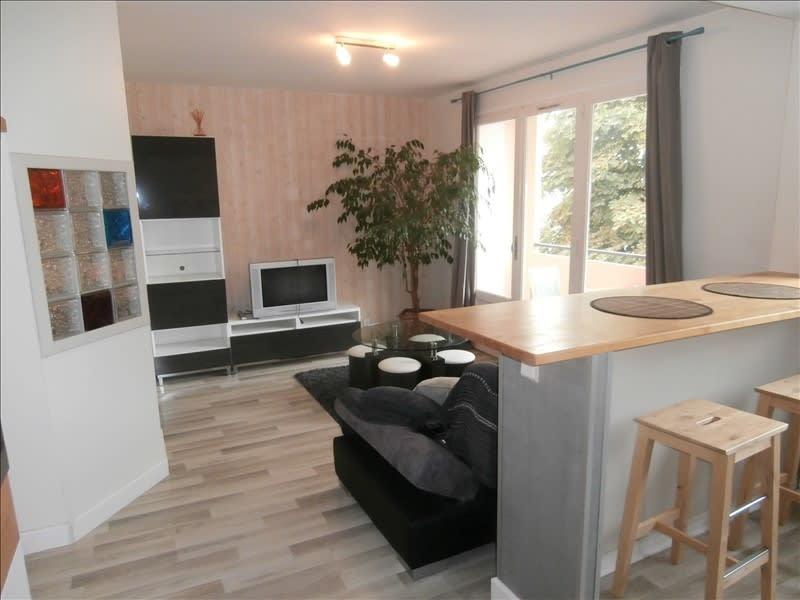 Rental apartment Herouville st clair 549,55€ CC - Picture 1