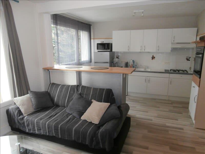 Rental apartment Herouville st clair 549,55€ CC - Picture 2