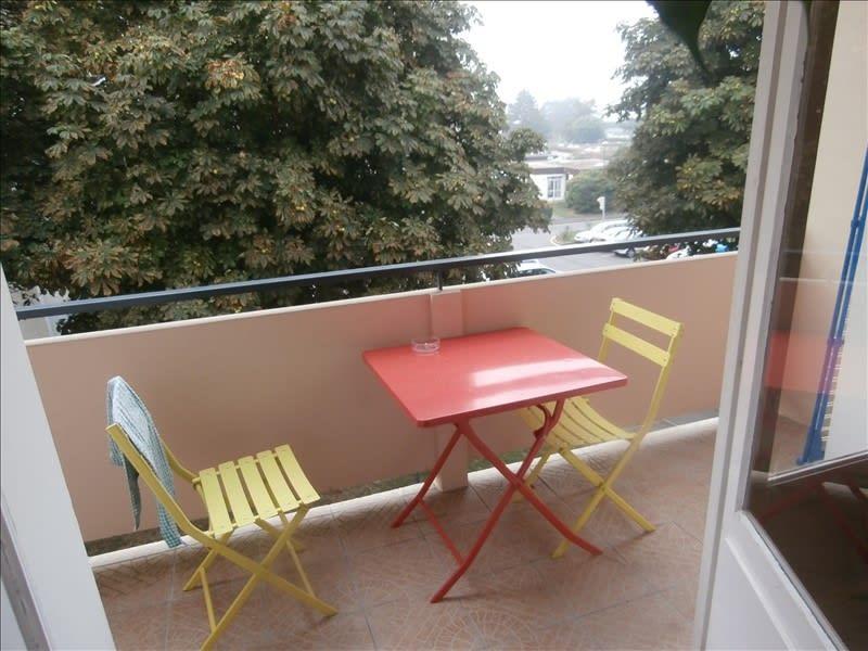Rental apartment Herouville st clair 549,55€ CC - Picture 6