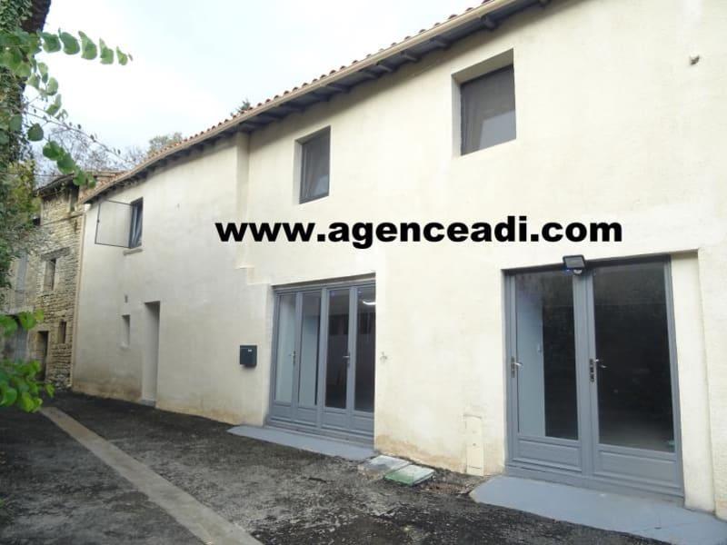 Vente maison / villa La mothe st heray 145000€ - Photo 1
