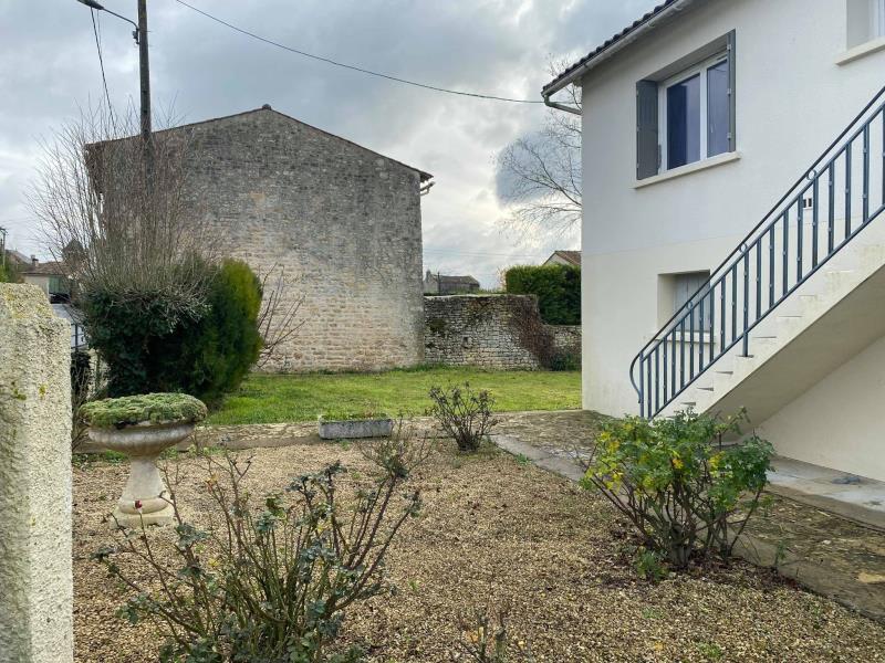 Vente maison / villa Pamproux 100000€ - Photo 2