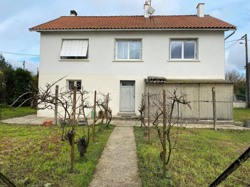 Vente maison / villa Pamproux 100000€ - Photo 3