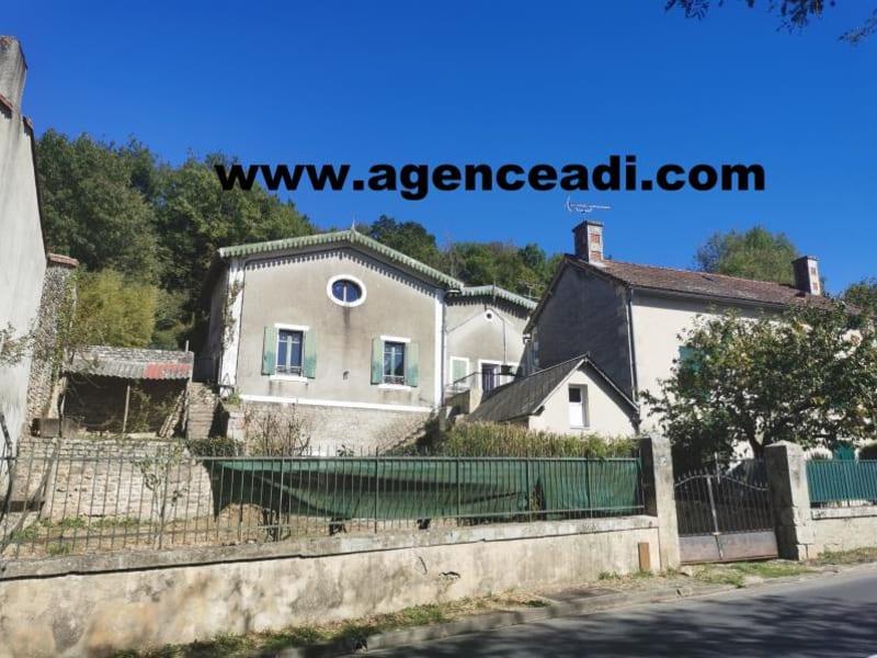 Vente maison / villa La mothe st heray 75600€ - Photo 1