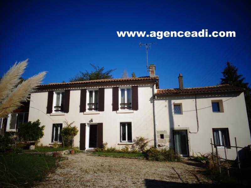Vente maison / villa Nanteuil 260000€ - Photo 1