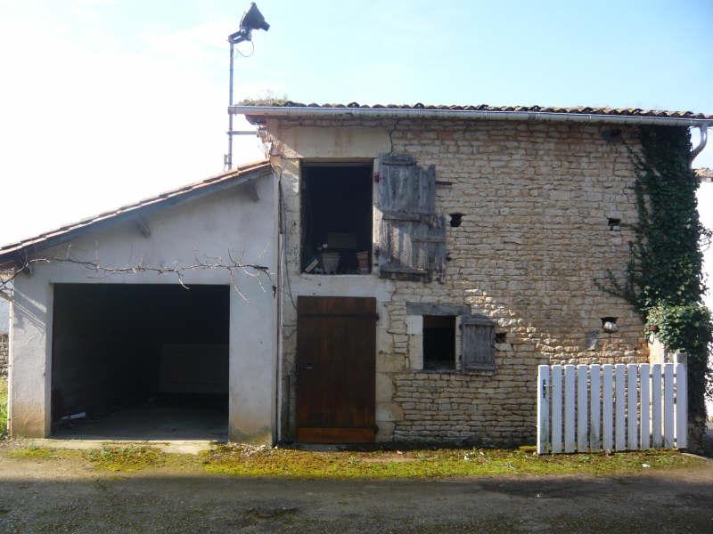 Vente maison / villa Exoudun 38400€ - Photo 4