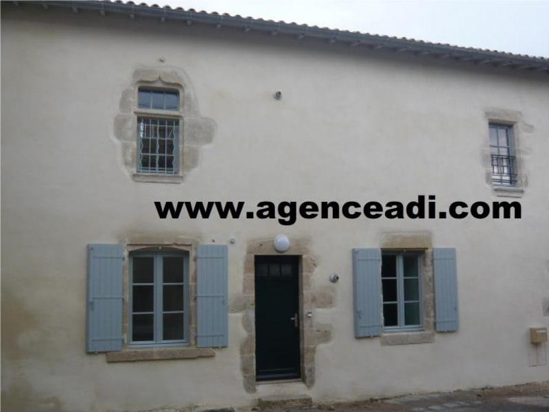 Vente appartement La mothe st heray 53000€ - Photo 1