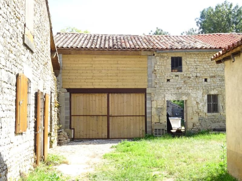 Vente maison / villa Pamproux 84 800€ - Photo 3