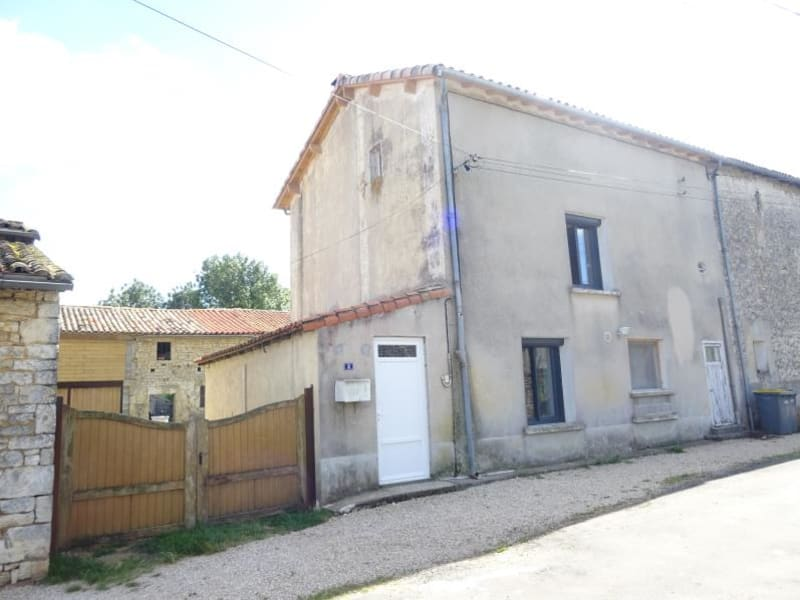 Vente maison / villa Pamproux 84 800€ - Photo 4