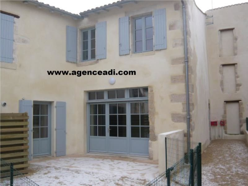 Vente appartement La mothe st heray 69 120€ - Photo 1