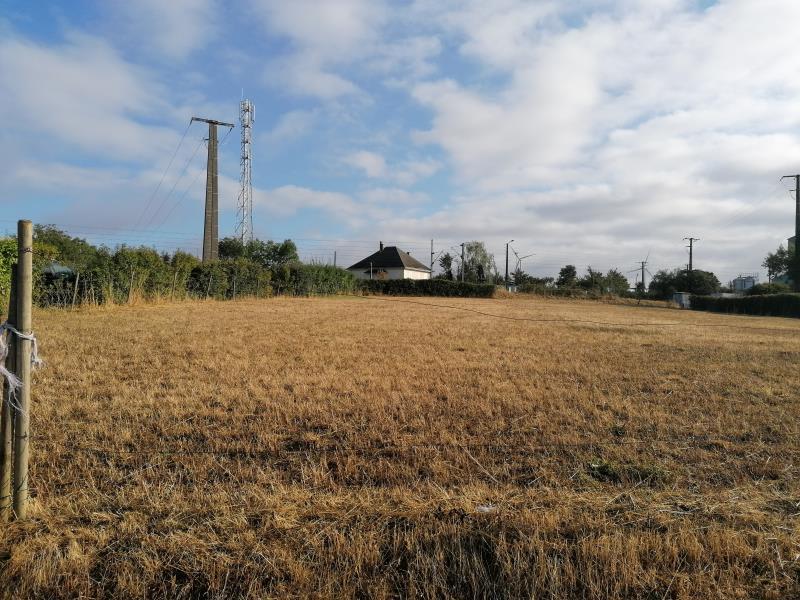 Vente terrain Pamproux 29100€ - Photo 1