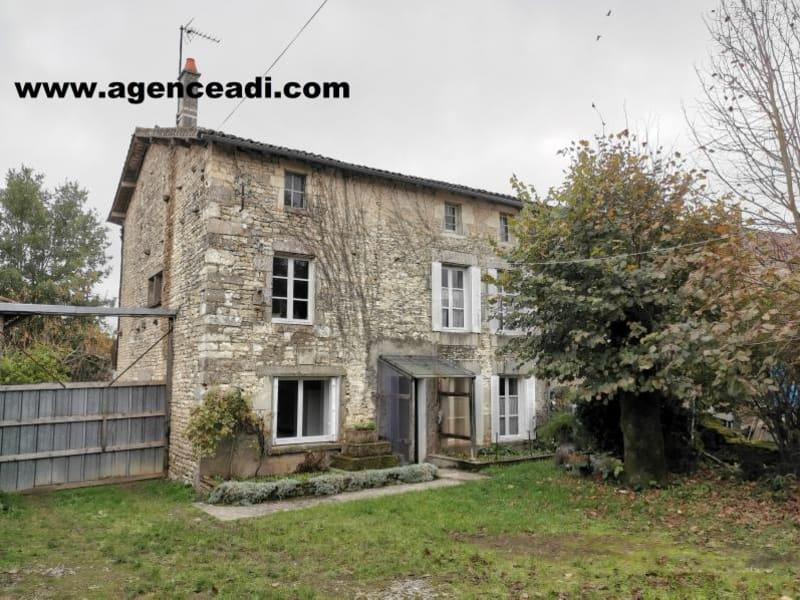 Vente maison / villa St sauvant 115500€ - Photo 1