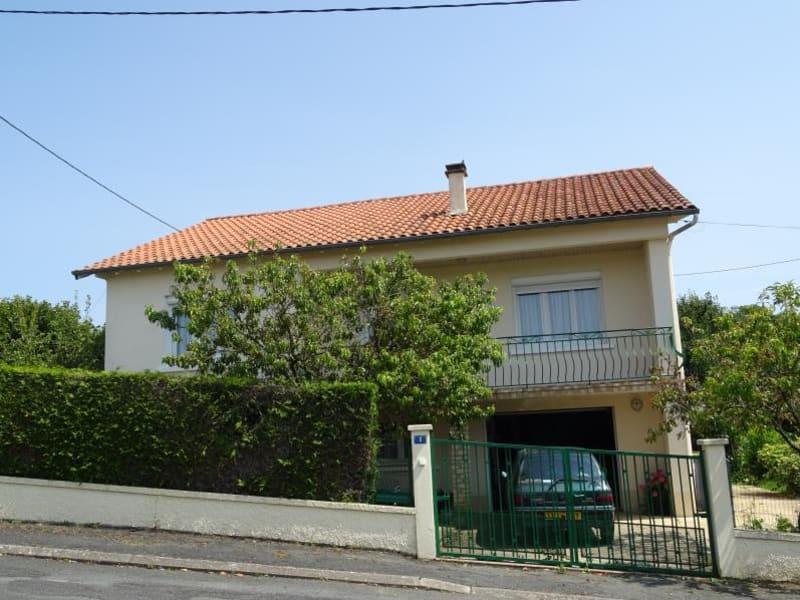 Vente maison / villa Pamproux 126000€ - Photo 2