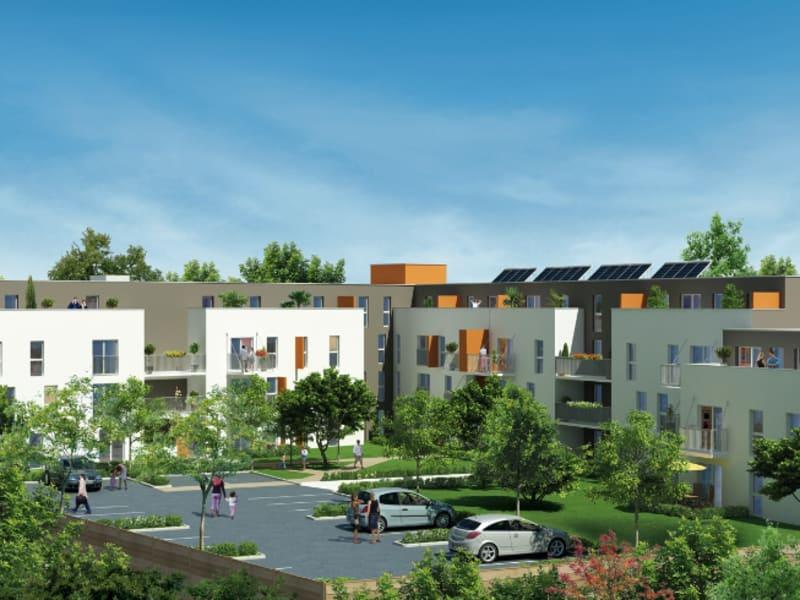 Rental apartment Nantes 1007€ CC - Picture 1