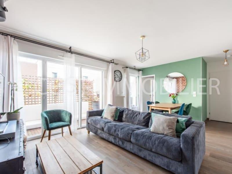 Vente appartement Asnieres sur seine 477000€ - Photo 1