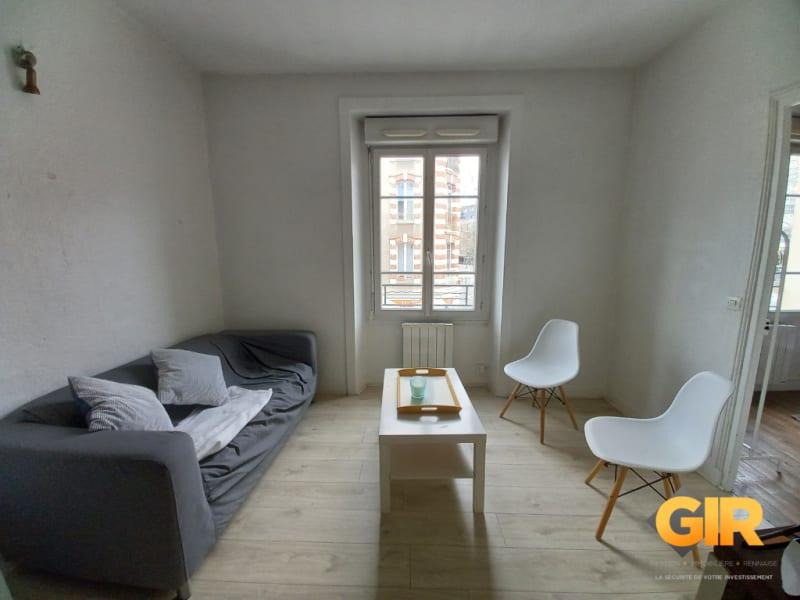 Location appartement Rennes 530€ CC - Photo 1