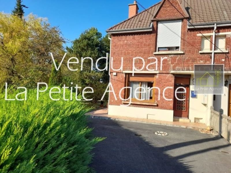 Vente maison / villa Loison-sous-lens 117900€ - Photo 1