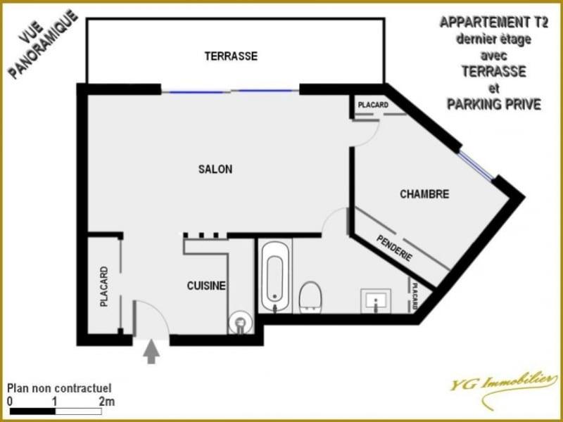 Vente appartement Toulon 126500€ - Photo 2