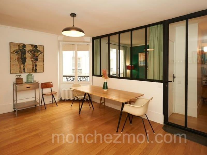 Sale apartment Paris 3ème 1 225 000€ - Picture 2
