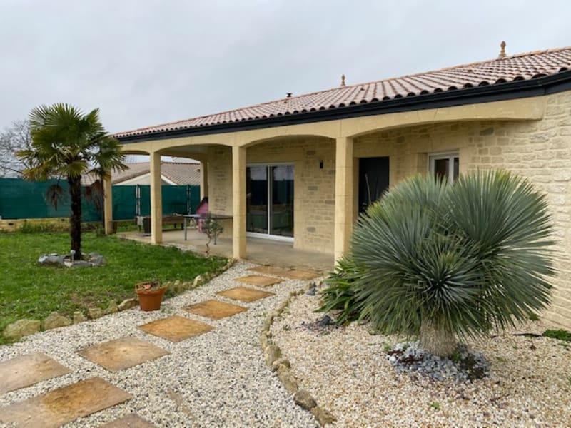 Vente maison / villa Saint michel le cloucq 288800€ - Photo 1