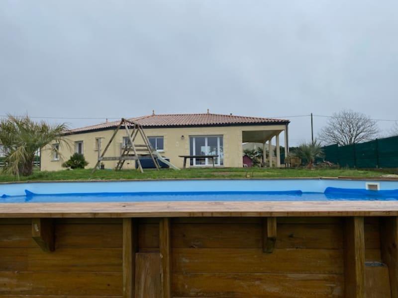 Vente maison / villa Saint michel le cloucq 288800€ - Photo 11