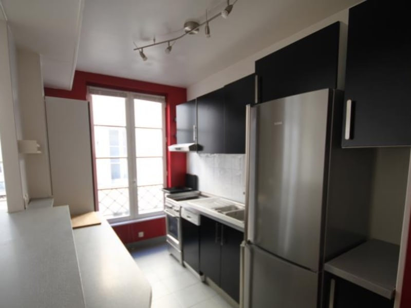 Rental apartment Rouen 800€ CC - Picture 2