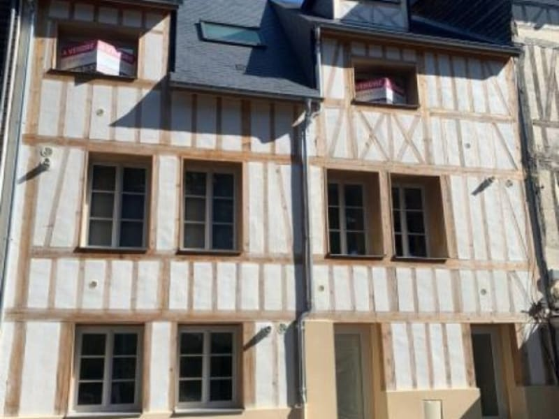 Vermietung wohnung Rouen 400€ CC - Fotografie 6
