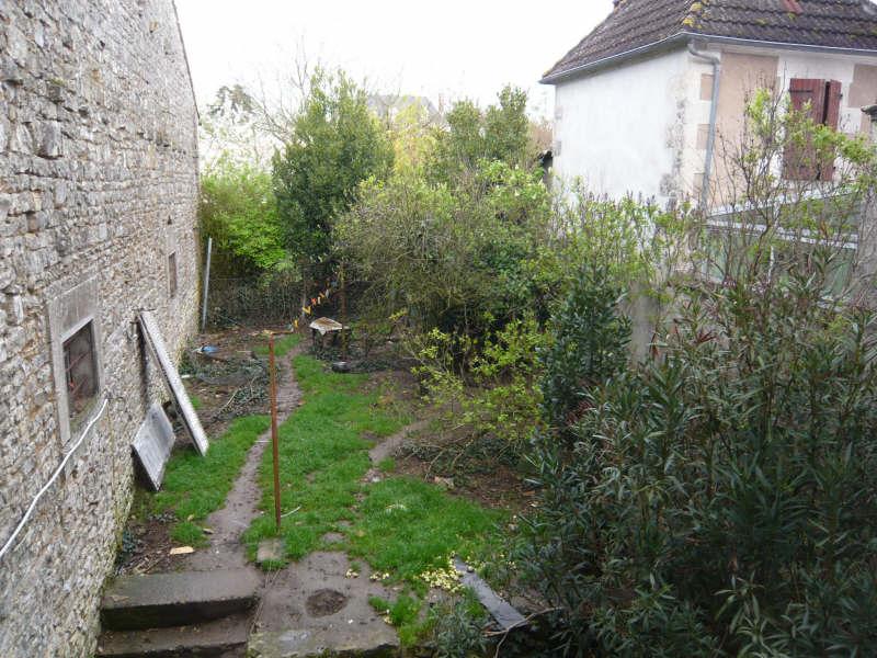 Vente maison / villa Pamproux 39400€ - Photo 2