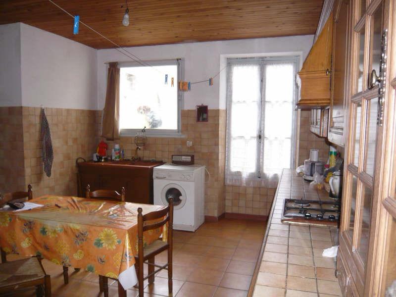 Vente maison / villa Pamproux 39400€ - Photo 5