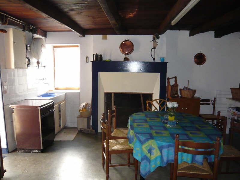 Vente maison / villa Pamproux 25000€ - Photo 4