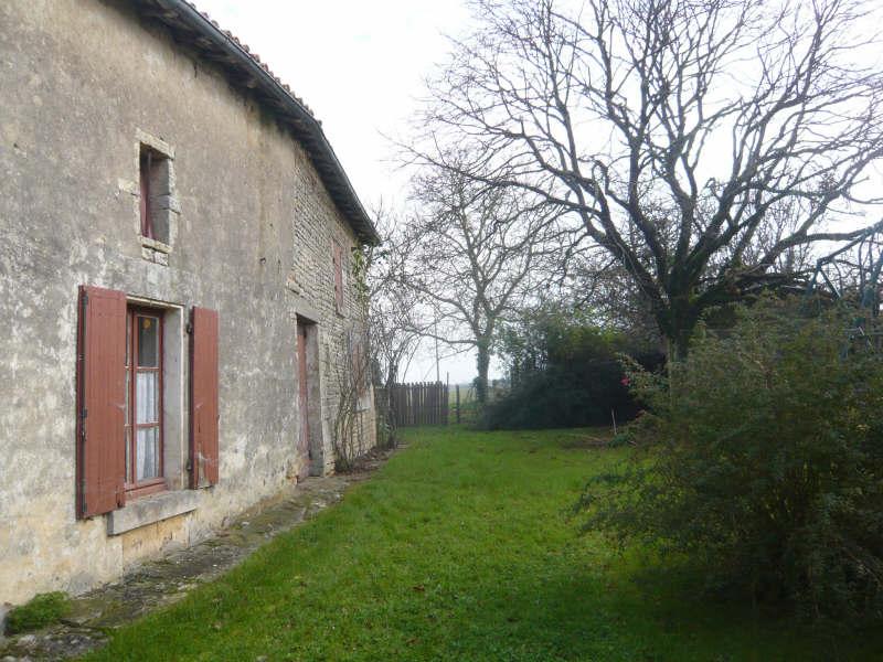 Vente maison / villa Pamproux 25000€ - Photo 5