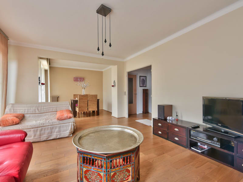 Sale apartment Bailly 320000€ - Picture 1
