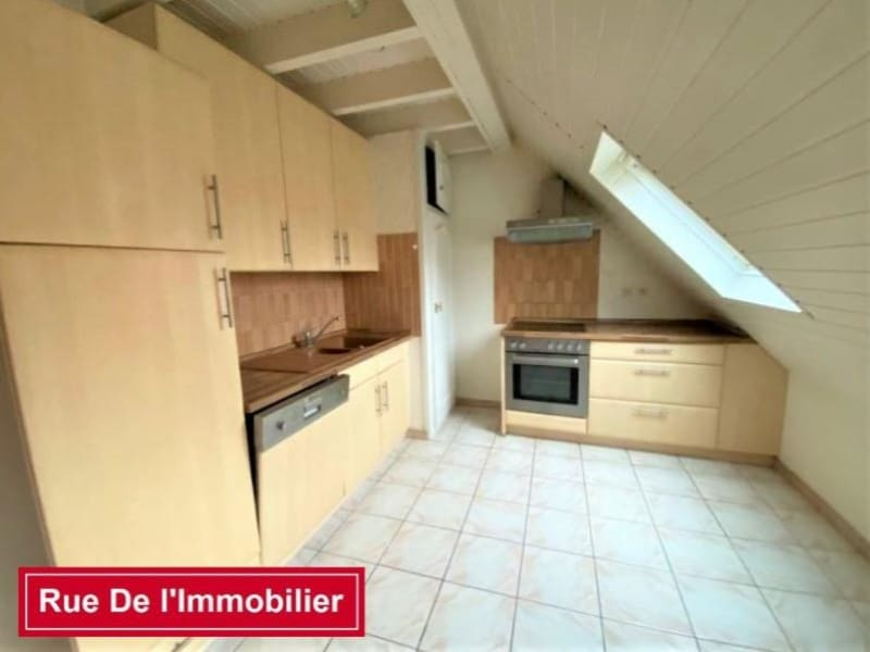 Rental apartment Haguenau 670€ CC - Picture 1