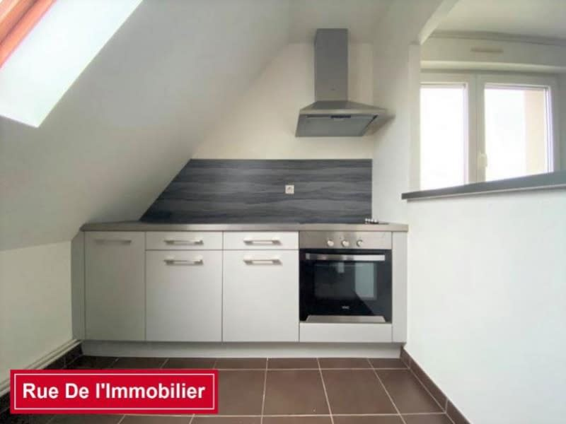 Rental apartment Hoerdt 620€ CC - Picture 1