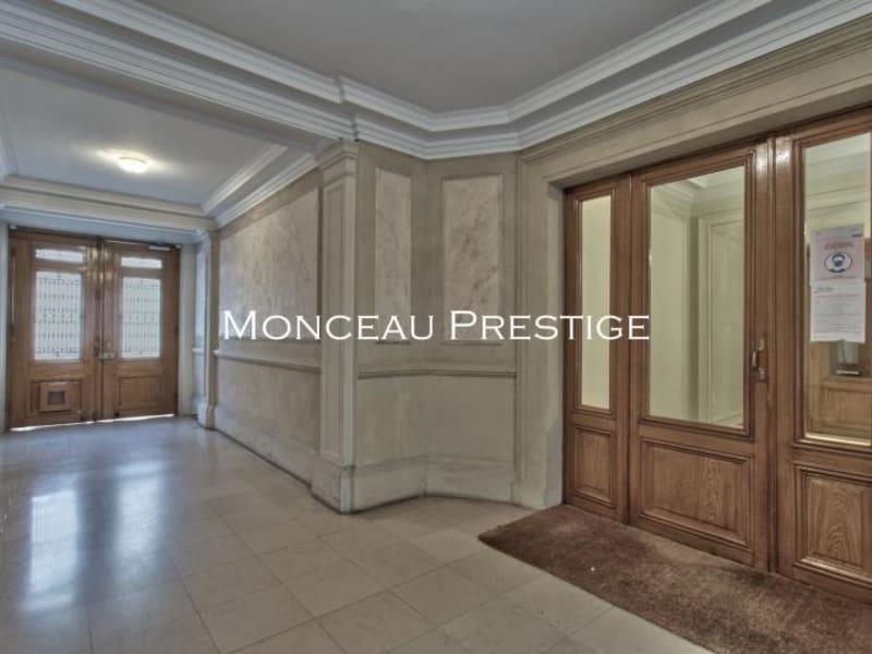 Vente de prestige appartement Paris 17ème 1840000€ - Photo 2