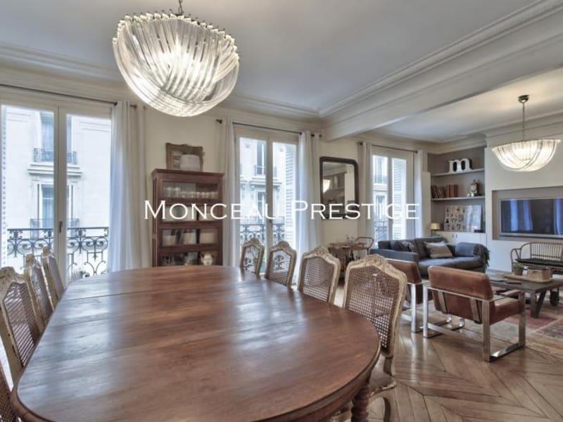 Vente de prestige appartement Paris 17ème 1840000€ - Photo 5