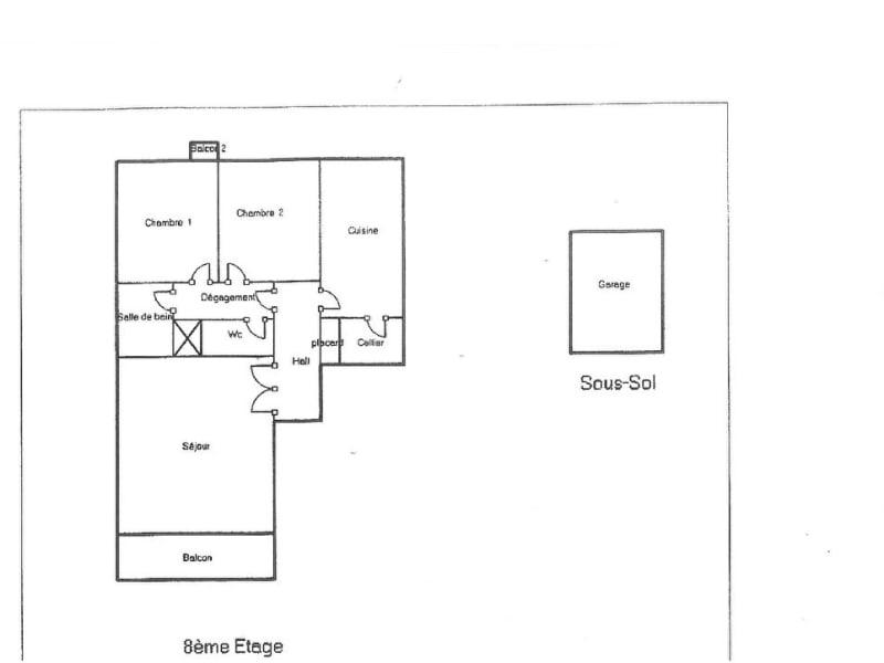 Location appartement Villeurbanne 889,35€ CC - Photo 2