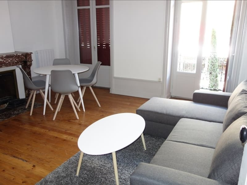 Rental apartment Roanne 390€ CC - Picture 1