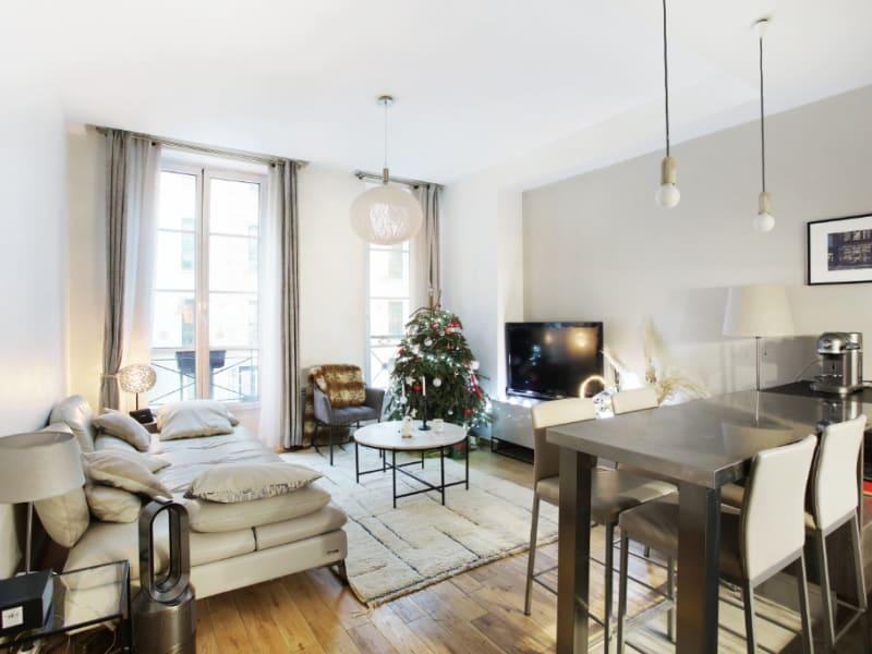 Vente appartement Paris 2ème 770000€ - Photo 2